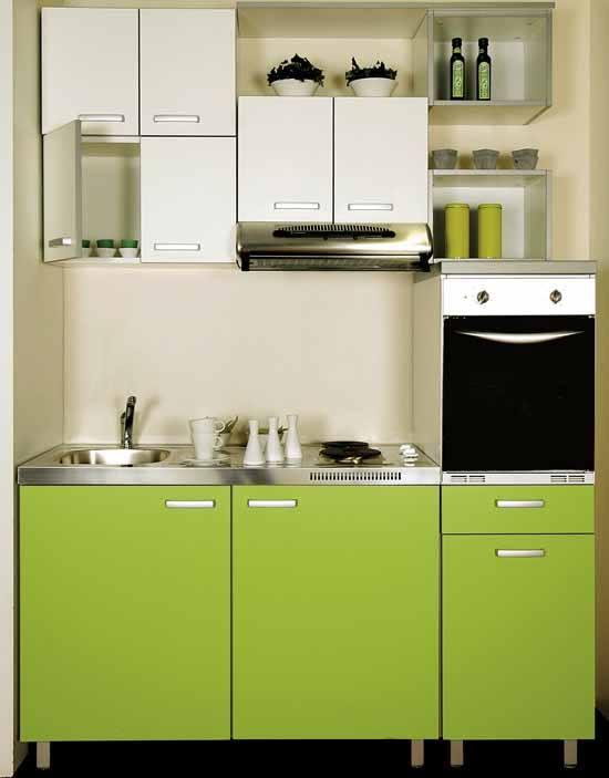 Desain Kitchen Set Minimalis Untuk Dapur Kecil