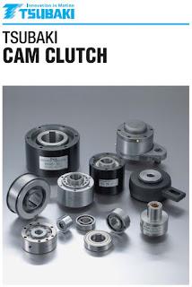 tsubaki cam clutch back stop bs