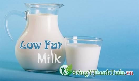 Sữa béo không tốt cho sức khoẻ răng miệng