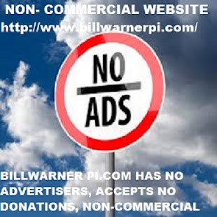 NON-COMMERCIAL WEBSITE NO ADS, NO REQUESTS FOR DONATIONS, NO SPONSORS FOR PI BILL WARNER SRQ