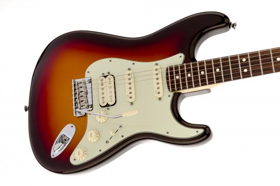 đàn guitar điện Fender American Deluxe Strat Plus HSS