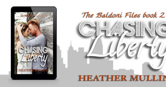 Surprise Cover-Title Reveal; Author Heather Mullins
