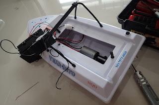 build - [Build Thread] Boolean21's NQD Jet Boat Build P6059425