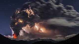 Lightning And Smoke - Lawal Mohammed