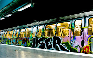 Subway HD Wallpapers, train subway, subway art,