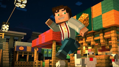 Minecraft: Story Mode v1.14 Android