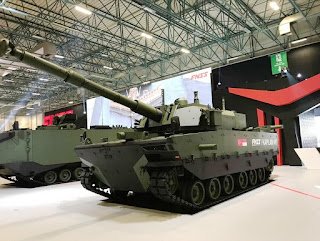 Medium Tank Hasil Kerjasama Indonesia - Turki