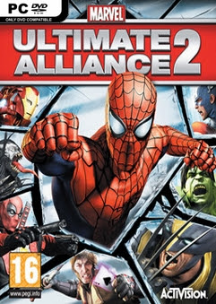 Marvel Ultimate Alliance 2 Torrent