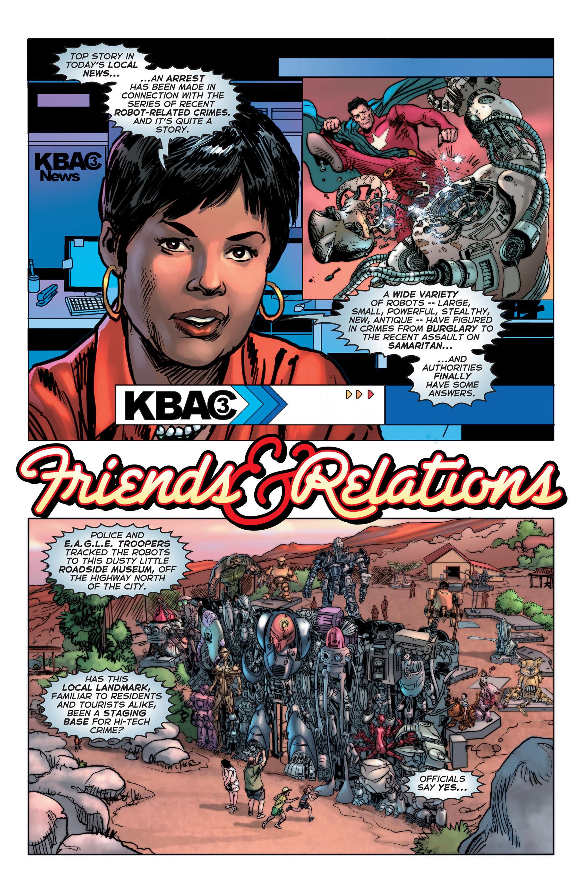 Read online Astro City comic -  Issue #15 - 2