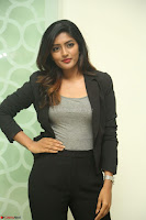 Actress Eesha Looks gorgeous in Blazer and T Shirt at Ami Tumi success meet ~  Exclusive 173.JPG
