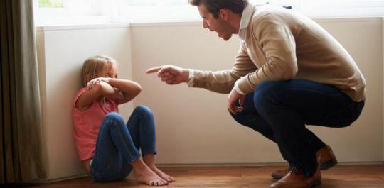 7 Dampak Buruk Jika Anak Sering Dimarahi Orang Tuanya
