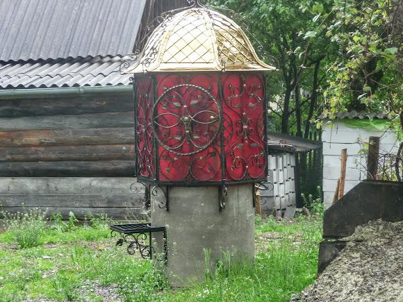 Колодязь в с. Пациків, Долинський р-н, Івано-Франківська обл.