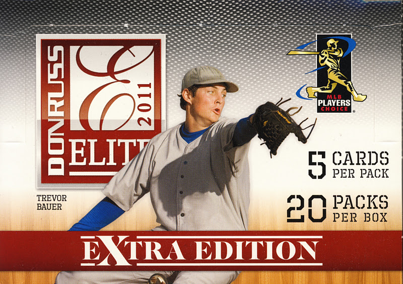 All About Sports Cards 2011 Donruss Elite Extra Edition Baseball