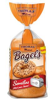 Semillas de THOMAS Bagels