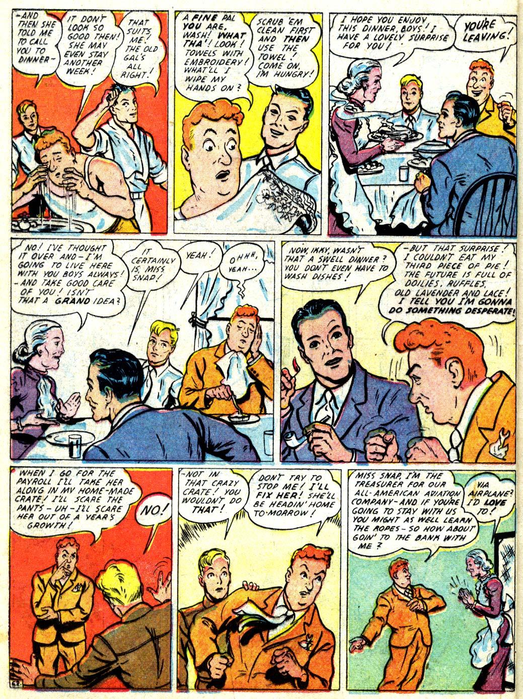 Read online All-American Comics (1939) comic -  Issue #15 - 16