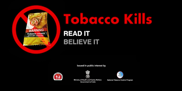 Believe It: Tobacco Kills, says new national campaign on the dangers of smokeless tobacco
