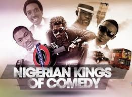 Nigerian Commedians