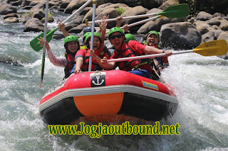 Rafting Jogja Outbound