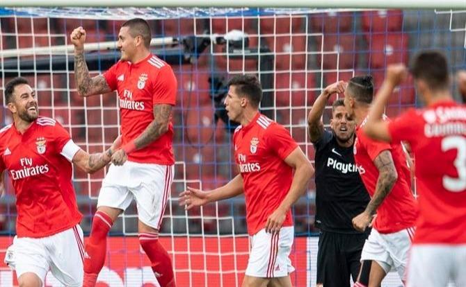 Benfica Nico Castillo