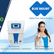 Alkaline RO Water Purifier with LED technology with UV, UF & Alkaline technology Blue Mount