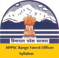 HPPSC Range Forest Officer Syllabus