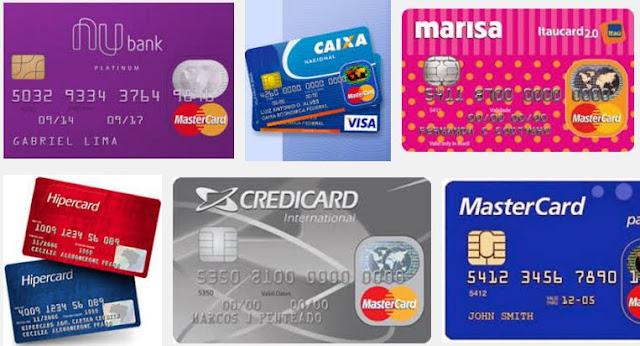 Pesquisa Feita Sobre Solicitar um Cartão de Credito pela Internet