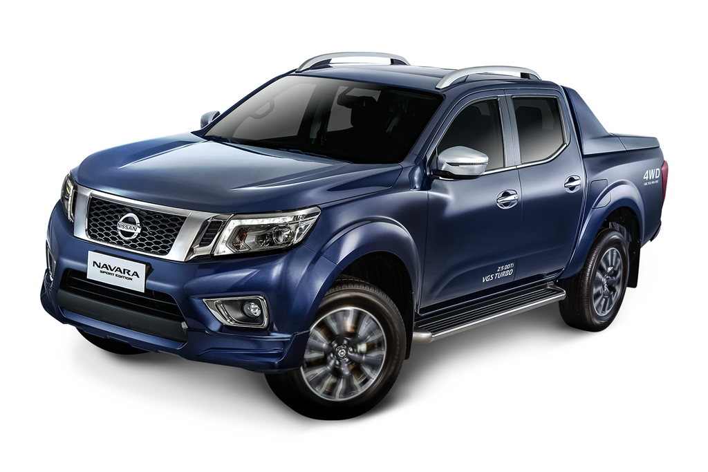 Nissan Philippines Adds New Variant to NP300 Navara Line-Up