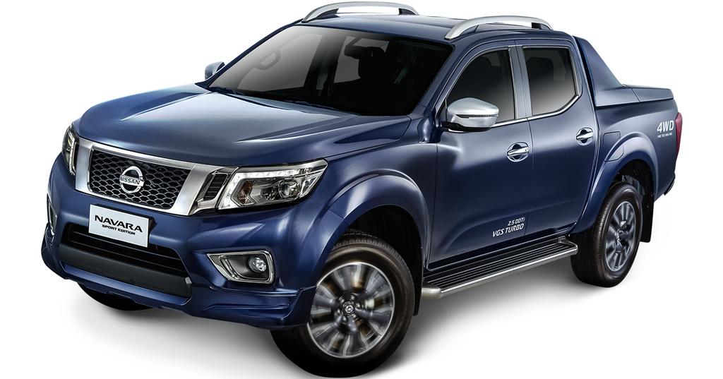 New Nissan Pickup Nissan Philippines Adds New Variant to NP300 Navara Line ...