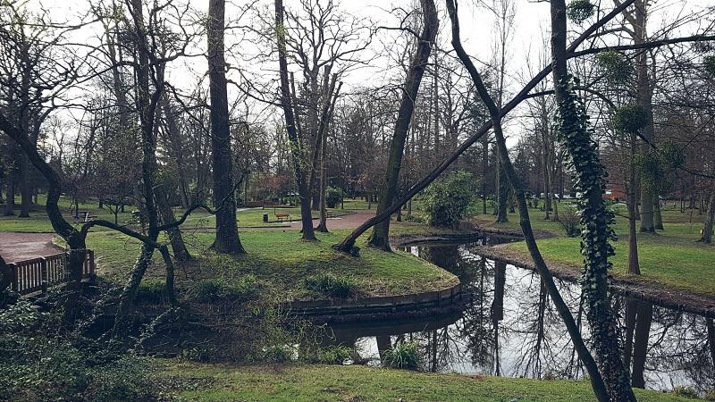 Parc Lefèvre ou parc du Château (Livry-Gargan)