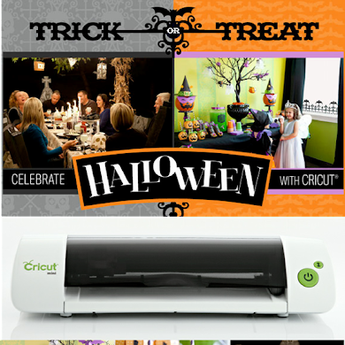Halloween Party ideas and DIY Crafts with Cricut