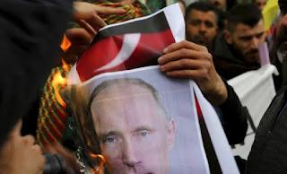 Συρία: Φοβάται ο Tayyip τον Donald, ο Donald τον Tayyip και οι δύο τον... Vladimir!