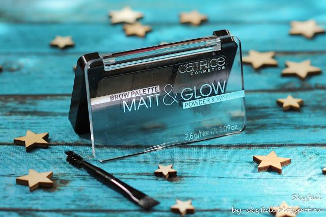 Catrice Brow Palette Matt & Glow