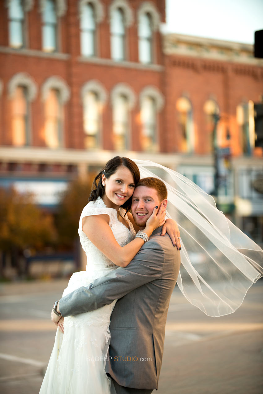 Port Huron Downtown Wedding Photography - Sudeep Studio.com Ann Arbor Photographer