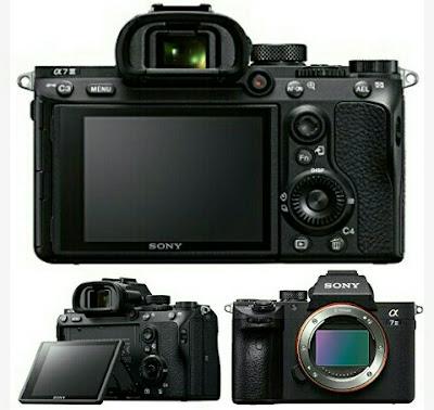 Sony a7 III Camera - ILCE7M3/B Full-Frame Digital Cam
