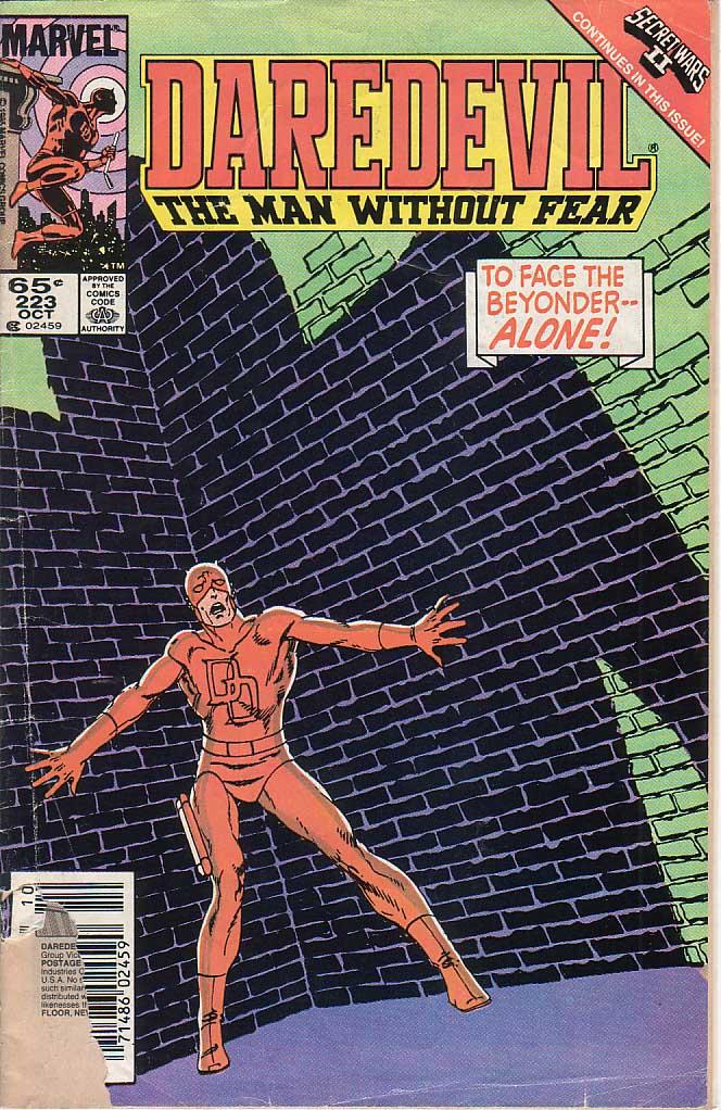 Daredevil (1964) 223 Page 0