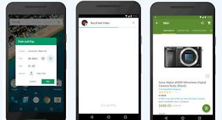Fitur-Fitur Baru Android 7.0 Nougat Instant Apps