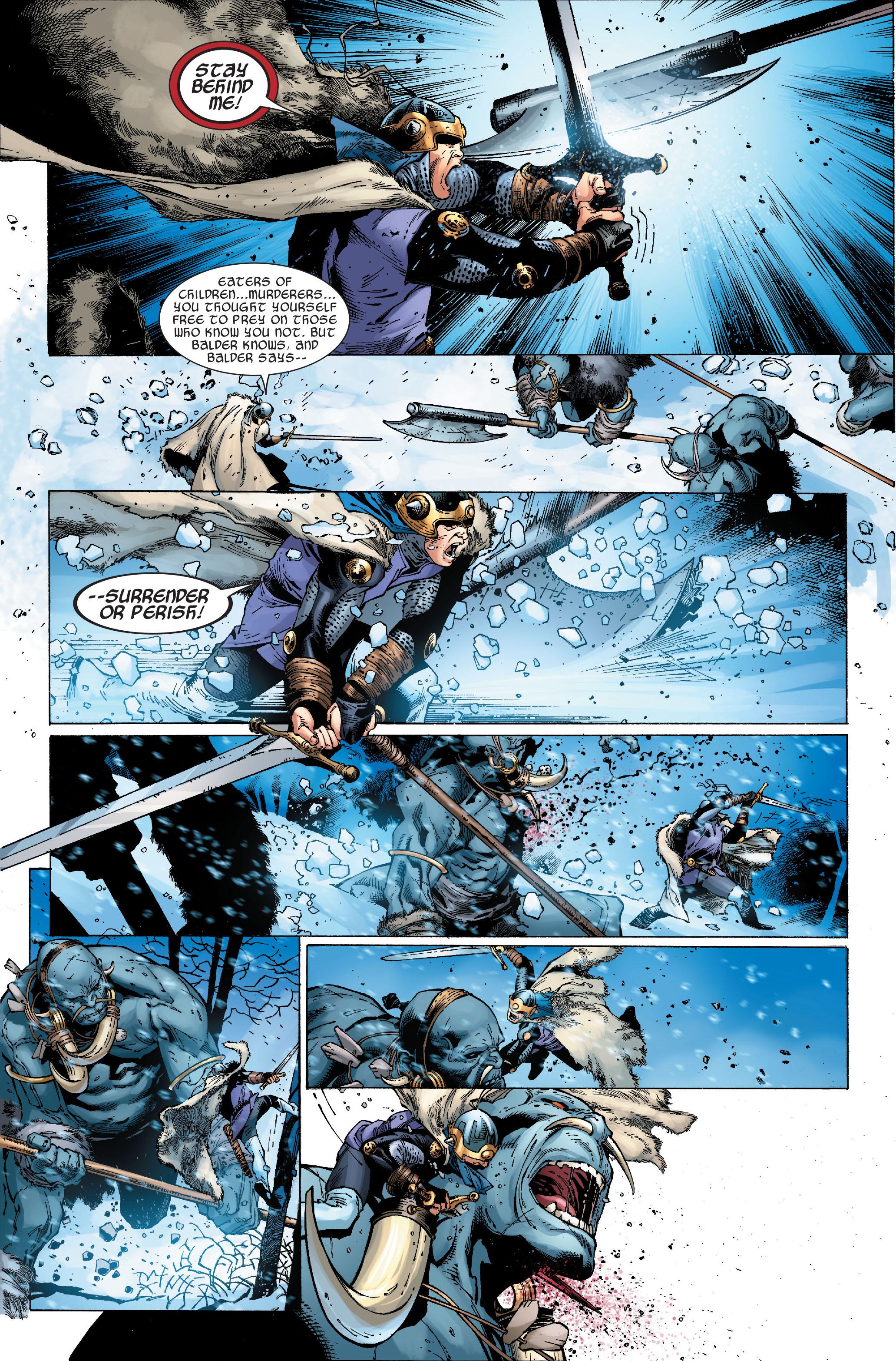 Thor (2007) Issue #9 #9 - English 16