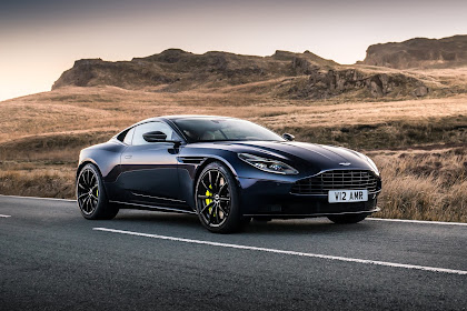Aston Martin DB11 AMR - The New Flagship of the DB11 Range
