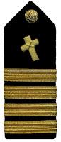 Chaplains Corps Shoulder Board