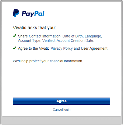 Viavatic payment method
