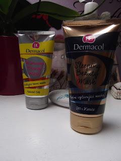 Dermacol pleťová maska