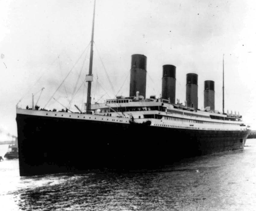 TITANIC: DOPO 20 ANNI C'È ANCORA L'IMPRONTA DELLA MANO DELLA SCENA DELLA MACCHINA