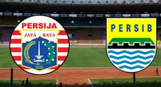 Persija Siap Jamu Persib Bandung di GBK