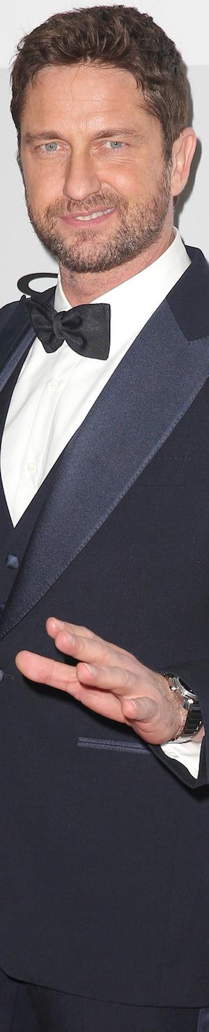Gerard Butler 2016 Golden Globes