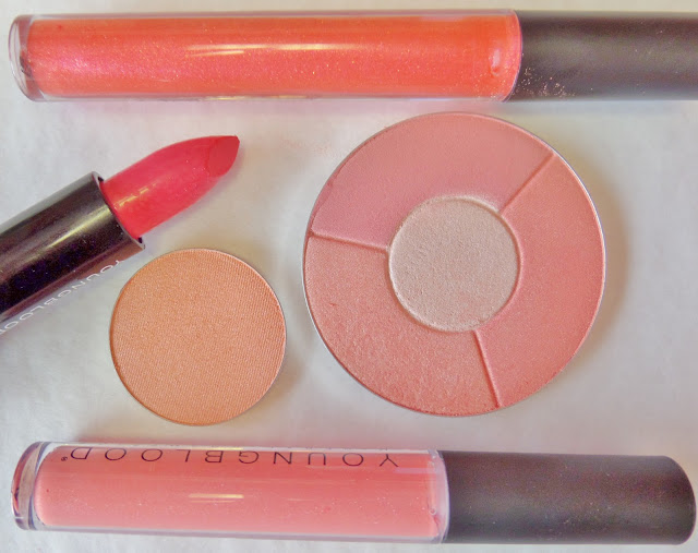 youngblood coral cosmetics