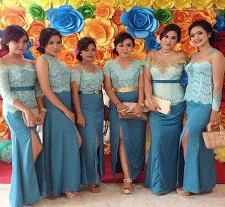 Baju Seragam Keluarga Untuk Pesta Pernikahan Murah