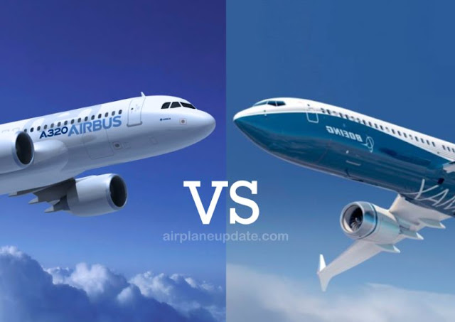Airbus A320neo vs Boeing 737 Max