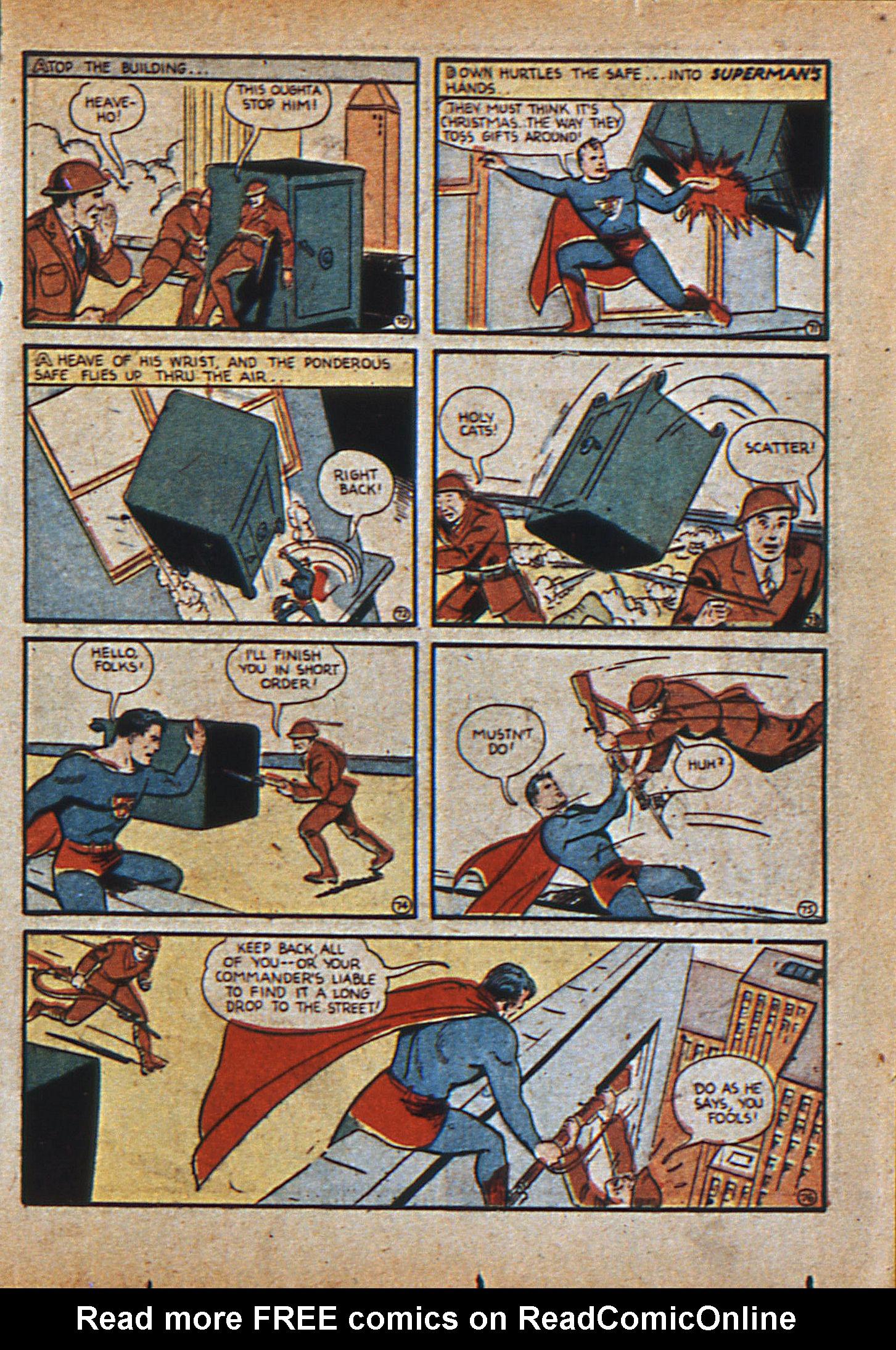 Action Comics (1938) 21 Page 13