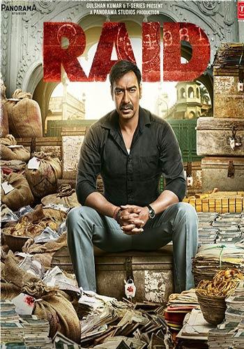 Raid 2018 Hindi 480p HDRip 300MB