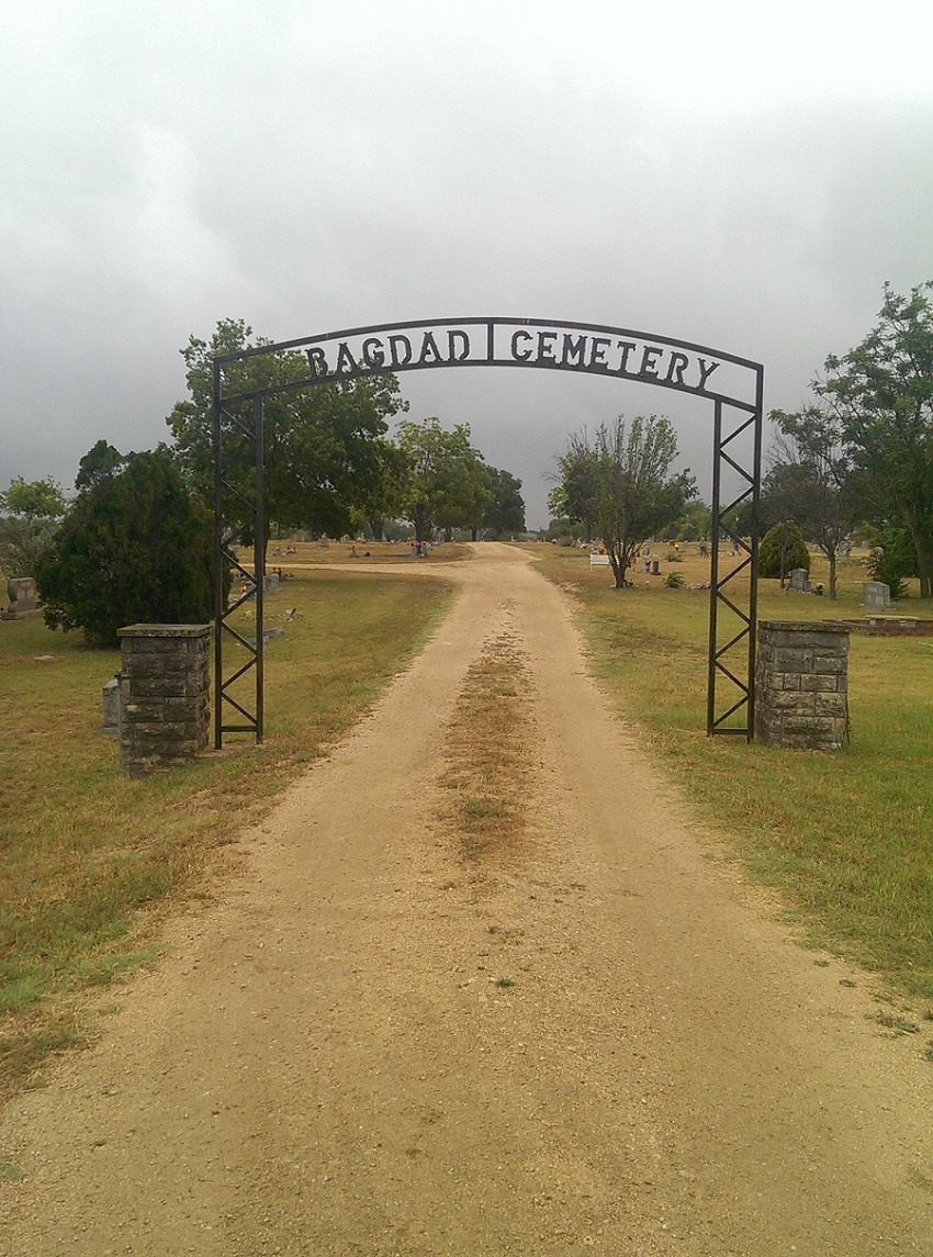 Texas Chain Saw Massacre Cemetery